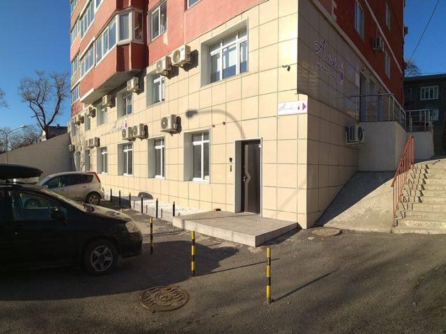 Рынок коммерческая недвижимость во владивостоке поиск помещения под офис Чистый переулок